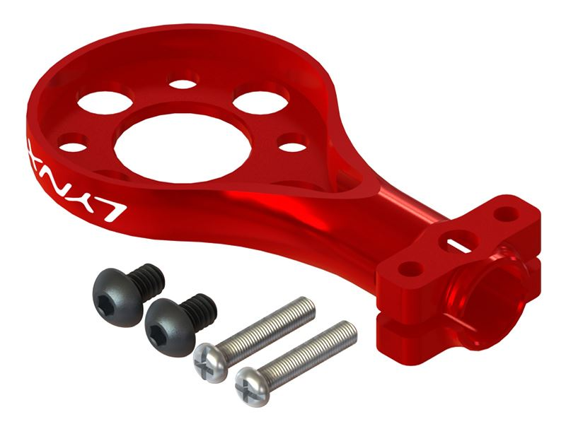 LX1271 - 200SRX - Ultra Tail Motor Support - Red