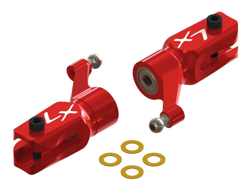 LX1439 - 130S/180CFX - Ultra Main Grip Set - Red