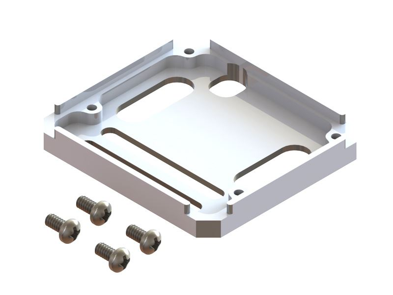 LX1483 - IKON - CNC Base Support Case