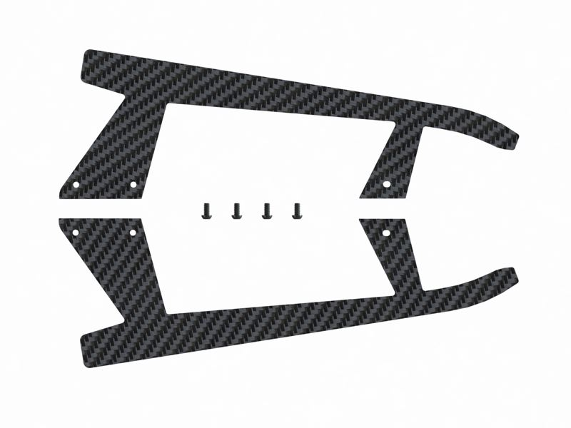 LX1539 - OXY3 - Landing Gear Skid Spare Part