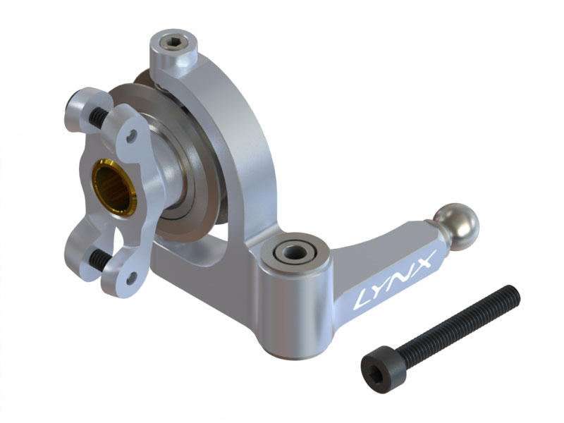 Bell Crank Lever Design : Lx g precision tail bell crank lever pro