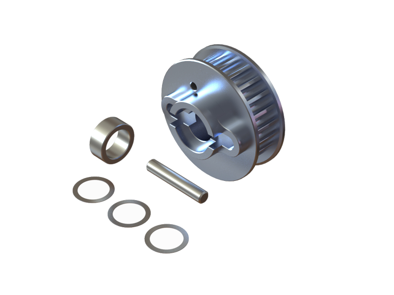 OSP-1452 - OXY5HF 22T Tail Pulley