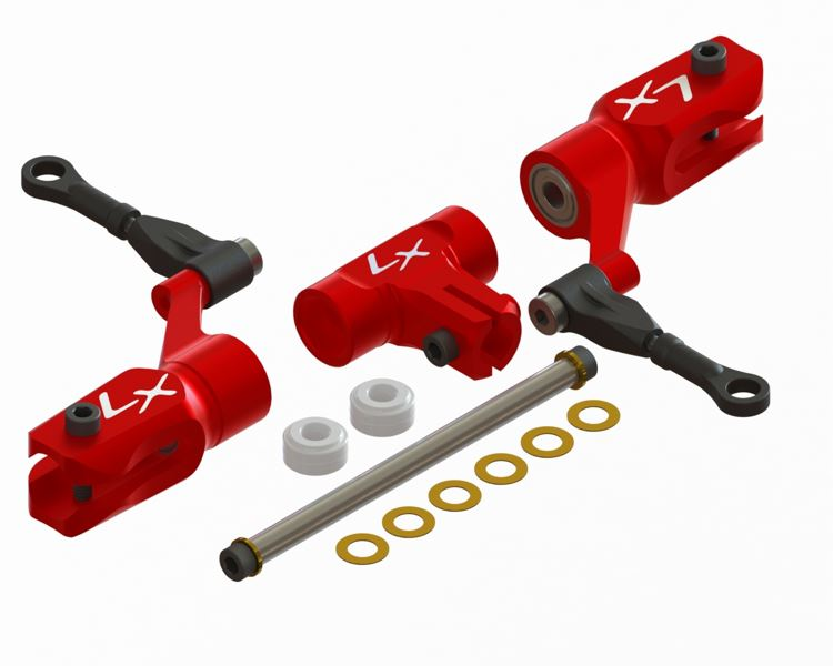 LX1517 - 130S/180CFX - DFC Head Set - Red
