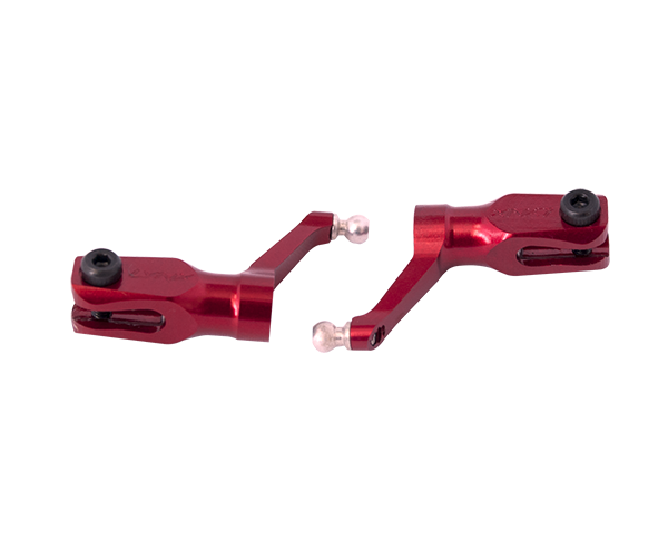 LX0355 - 130 X - Head Main Grip - Red Devil Edition, set 2pcs