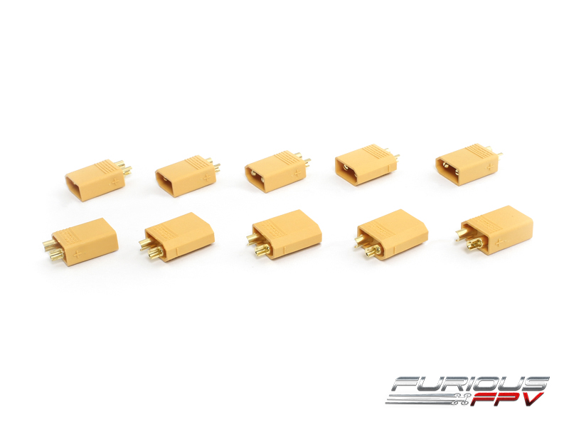 FPV-0059-S XT30 power connector (male)