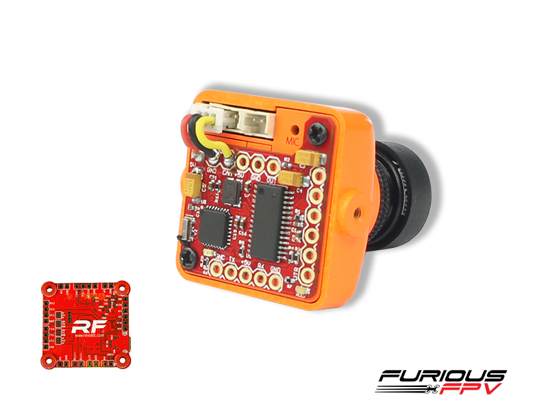 FPV-0235-S Furious FPV PIGGY OSD V2 for Raceflight FC