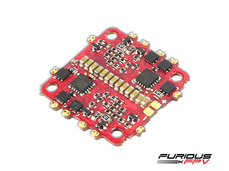 FPV-0252-S Fishpepper 5A BB2 48MHz DSHOT600 1-2S 4in1 ESC