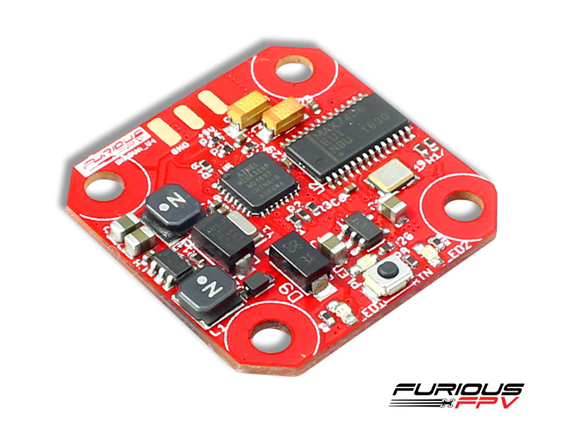 FPV-INNOVAV4 FuriousFPV PIT MODE Adjustable 25/200mW INNOVA V4 OSD/VTX