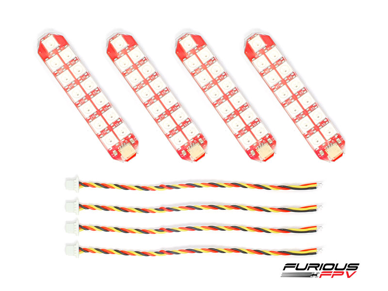 FPV-LED2R FuriousFPV LED Strip Duo Row