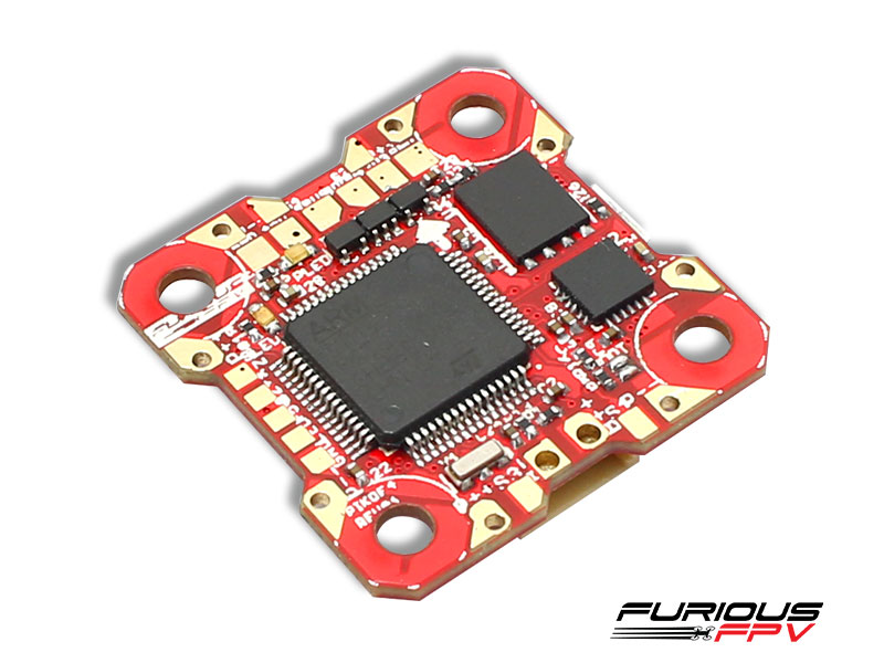 FPV-PIKOF4 FuriousFPV PIKO F4 16MB Black Box Flight Controller