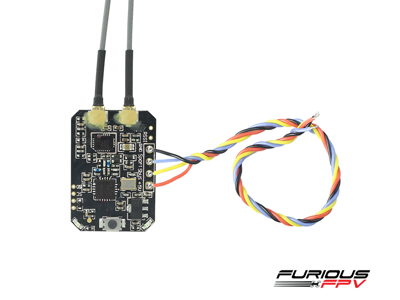 <p><strong>Furious FPV SPD15 Receiver - Explore New Worlds.</strong></p>