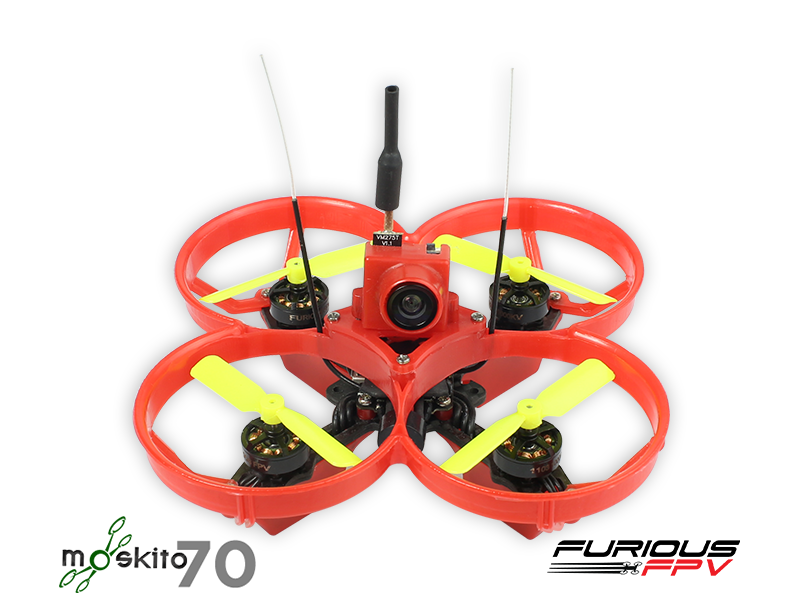 FPV-MOS70FRDE FuriousFPV MOSKITO 70 (FRSKY) DIVERSITY EDITION