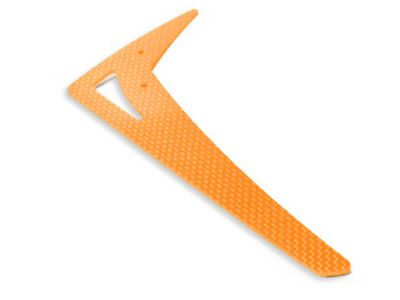 LX0191 - Vertical Fin OUTRAGE550-V50-F50 - G10 Orange