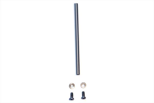 LX0283 - 130 X - Titanium Spindle Shaft