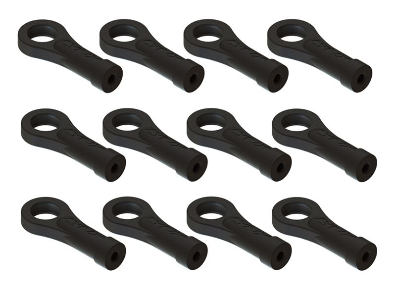LX0496 - 230S/ 300X/ 360CFX/ 450X/250CFX - Heavy Duty Lynx Plastic Ball Linkage, 12 PC SET