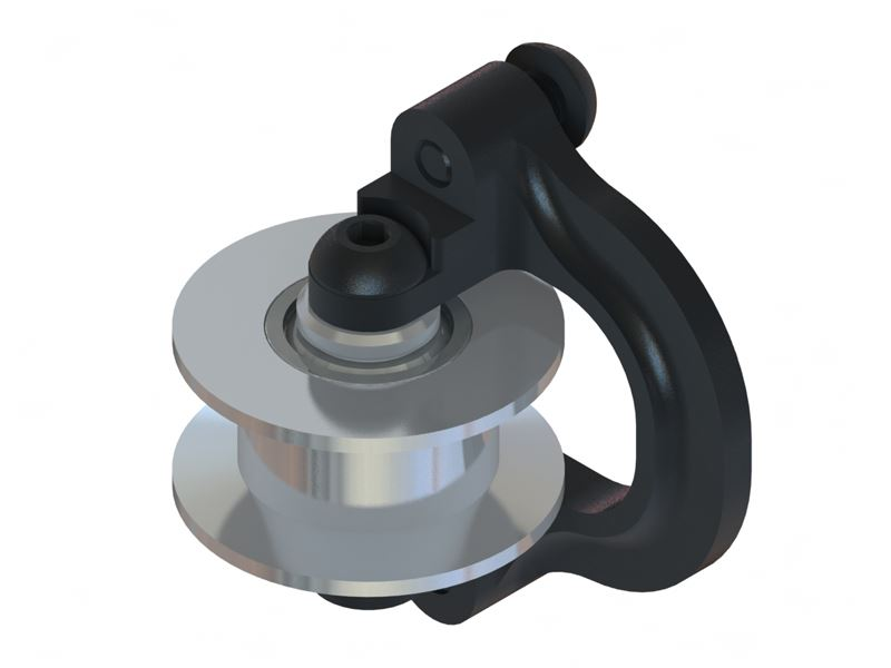 LX0655 - Protos 500 - CNC Pinion Belt Tensioner