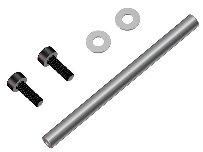 LX0673 - 300X/CFX - Carbon Steel Spindle Shaft