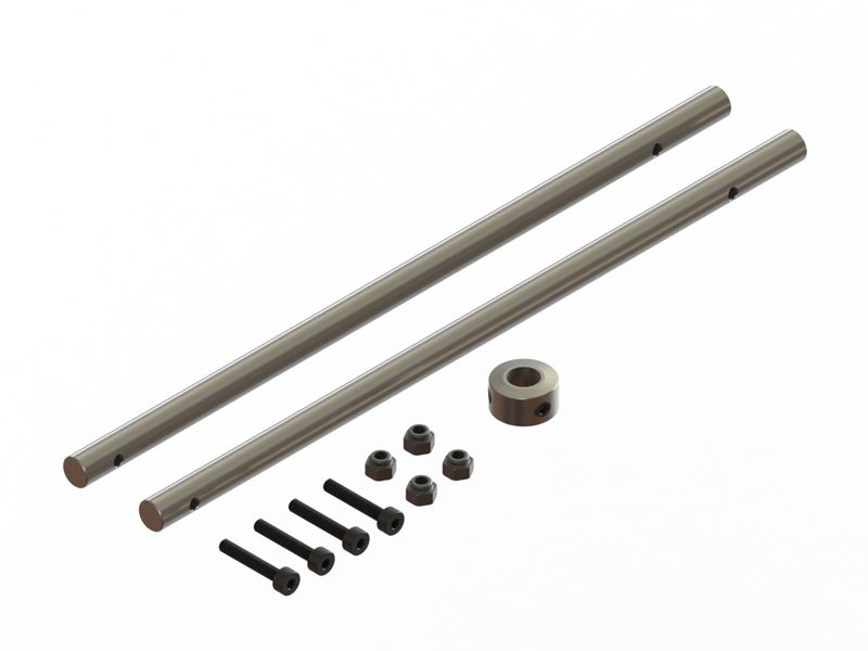 LX0831 - 450X - DFC Ultra Main Shaft - Low Head Profile (-13mm) - Set