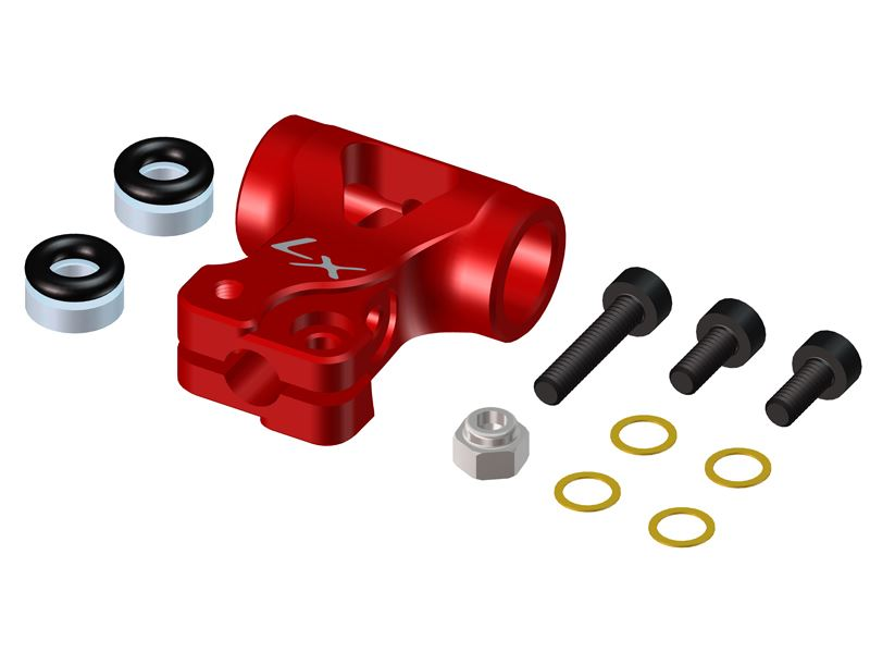LX0876 - 300X/CFX - Heavy Duty DFC Center Hub - Red Devil