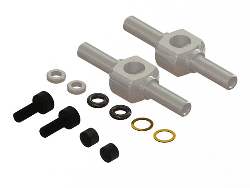 LX0902 - Mini Protos - Lynx Tail Hub Set Spare