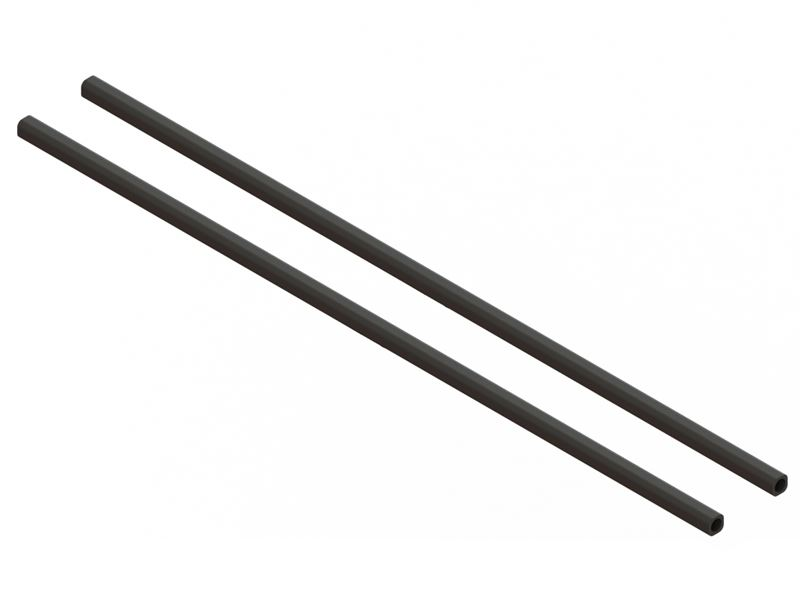 LX0952 - T-Rex 150 - Carbon Fiber Ultra Tail Boom Stretch (+15mm), 2pc