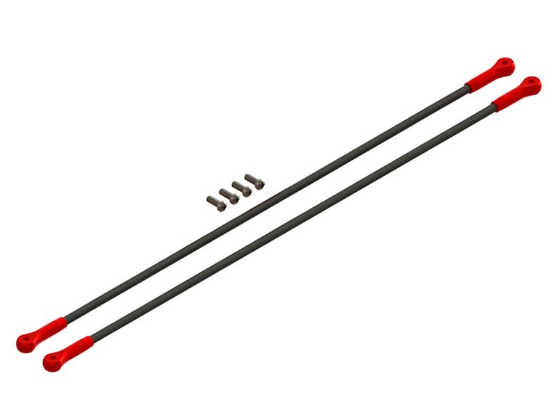 LX1111 - T 150 - Ultra Tail Boom Support Spare - Red