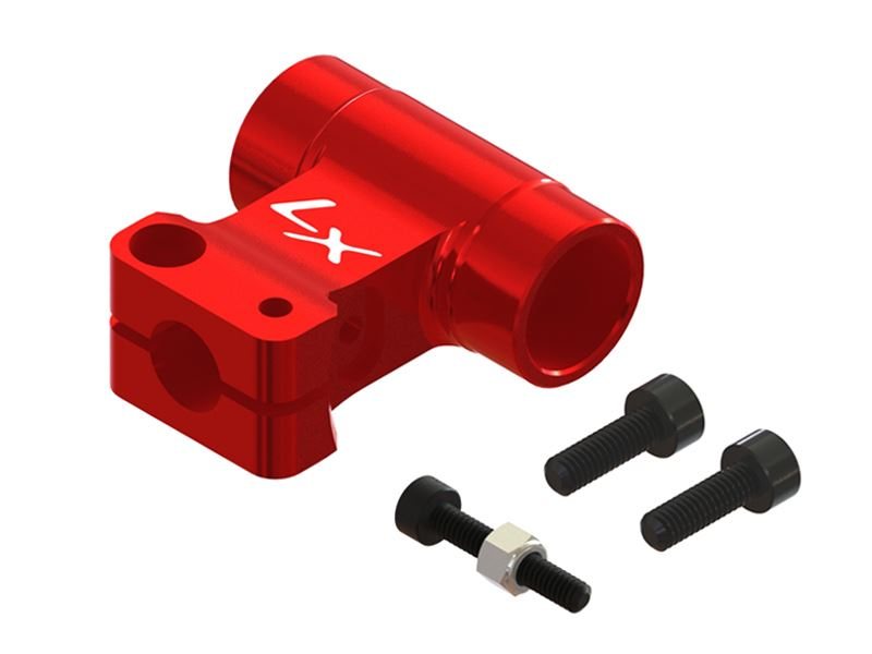 LX1193 - Mini Protos - DFC Center Hub - Red