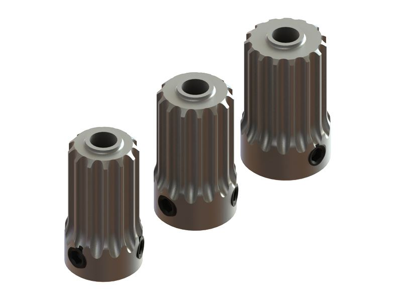 LX1283 - Mini Protos - 13-14-15 T Solid Pinion