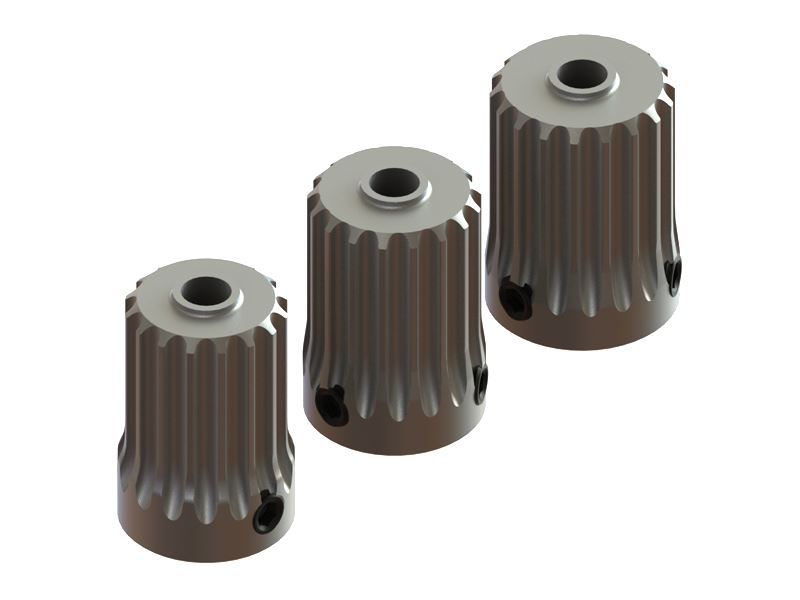 LX1284 - Mini Protos - 16-17-18 T Solid Pinion
