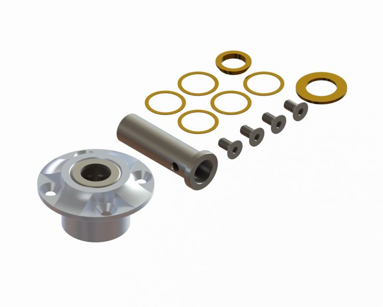 LX1290 - 450X - One Way Hub Assembly