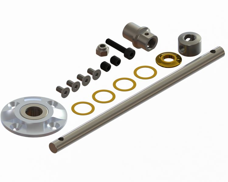 LX1303 - 200SRX/200S - One Way Hub Assembly