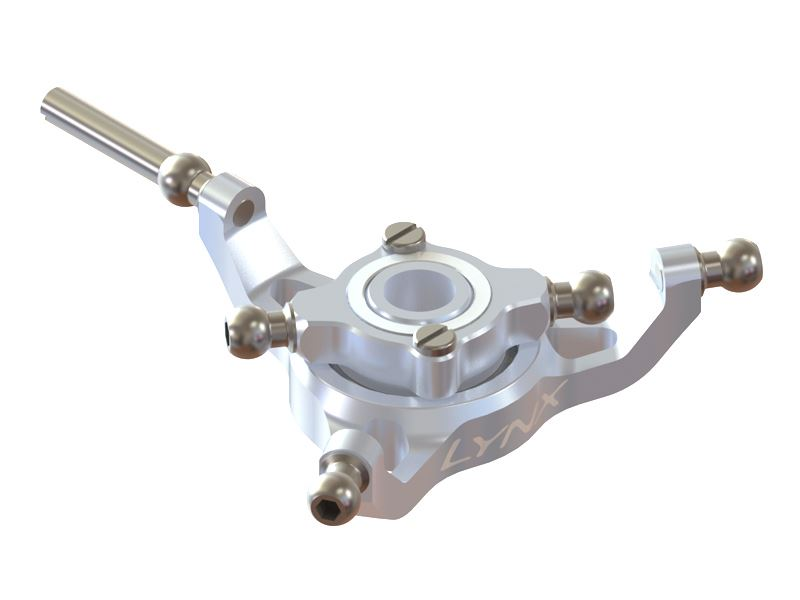 LX1399 - 130S/180CFX - Ultra Swashplate - Silver