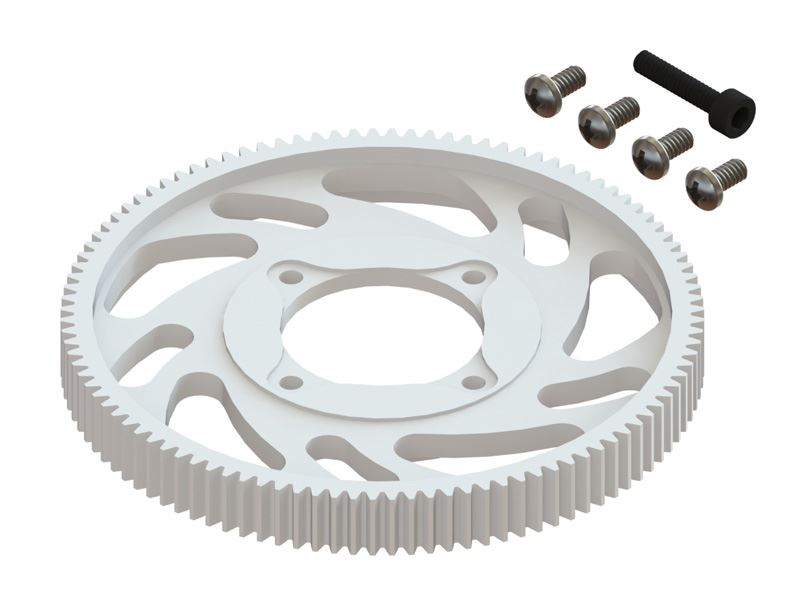 LX1437 - 180CFX - Lynx CNC Main Gear Spare Set