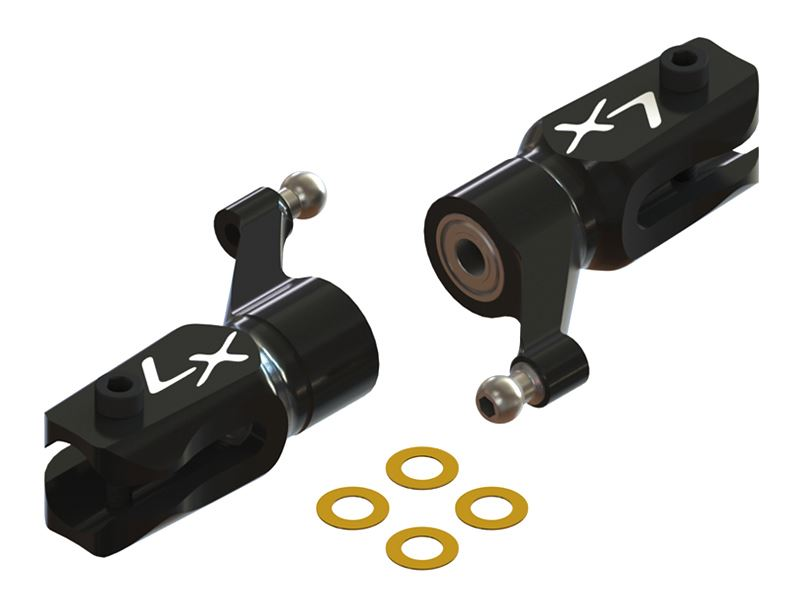 LX1440 - 130S/180CFX - Ultra Main Grip Set - Black
