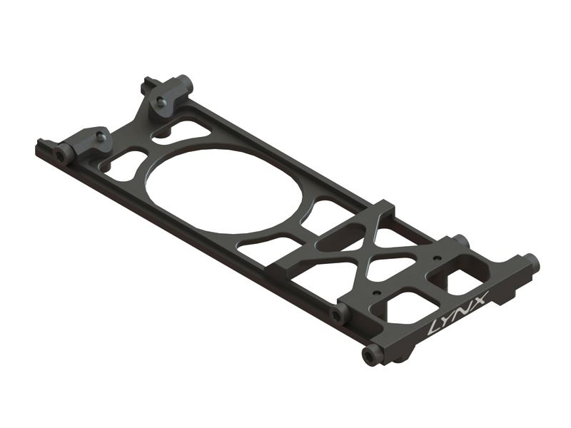 LX1462 - 180CFX - Ultra Bottom Plate - Black