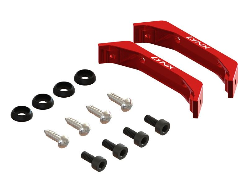 LX1502 - 180CFX- Ultra Landing Gear Support Spare - Red