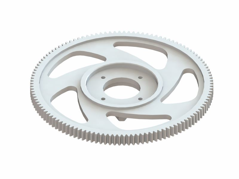 <p>Finally available for your T-Rex 250 CNC Main Gear from Lynx.</p>