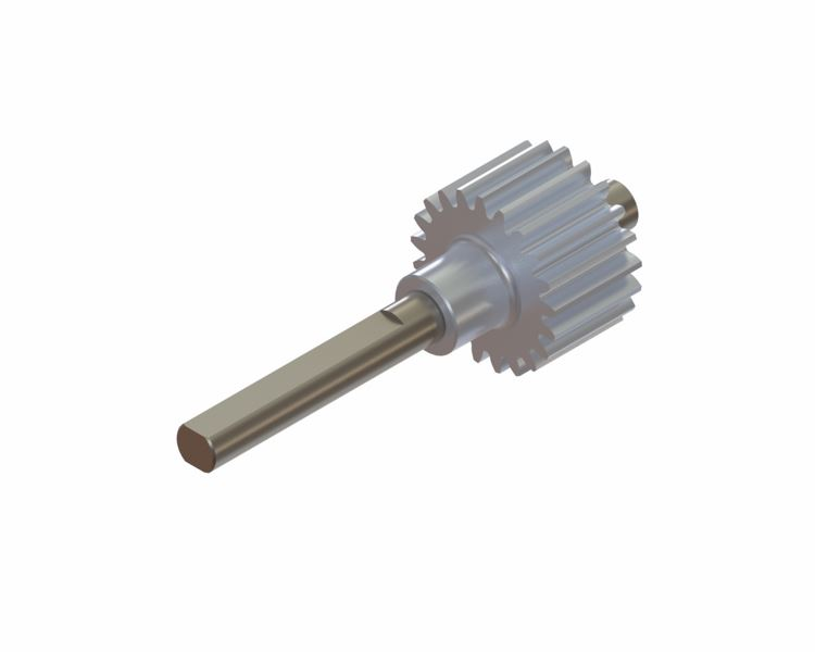 LX1515 - 180CFX - Counter Shaft