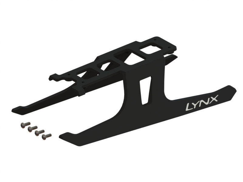 LX1610 - 180CFX - Ultra Flex Landing Gear - Black