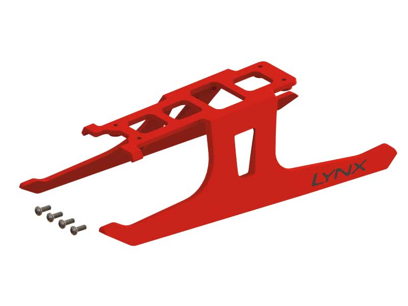 LX1611 - 180CFX - Ultra Flex Landing Gear - Orange
