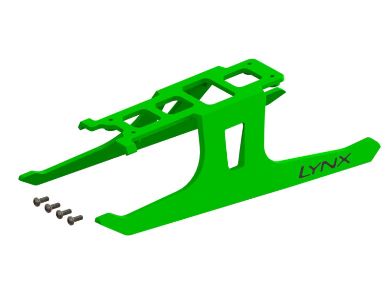 LX1613 - 180CFX - Ultra Flex Landing Gear - Green