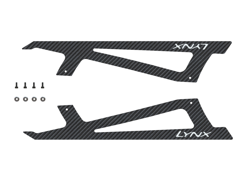 <p>Lynx propose T Rex 500 Ultra Landing Gear Skid Replacement Set as spare part for all Lynx T Rex 500 &ndash; Ultra Landing Gear - Low Profile</p>