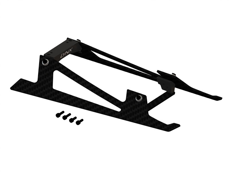 LX1651 - G380 - Ultra Landing Gear - Black
