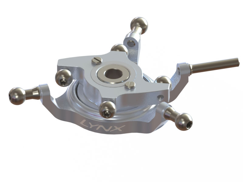 LX1722 - 230S/250CFX - Ultra Swashplate - Silver