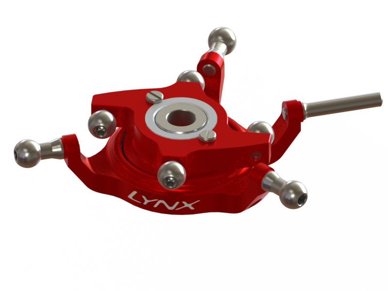 LX1723 - 230S/250CFX - Ultra Swashplate - Red
