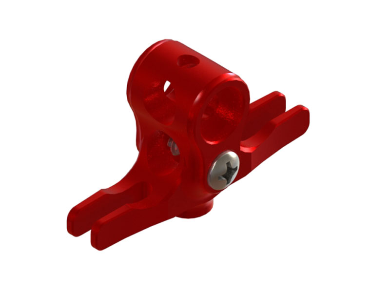 LX1811 - NANO CPX/CPS - Precision Aluminum Center Hub, Red