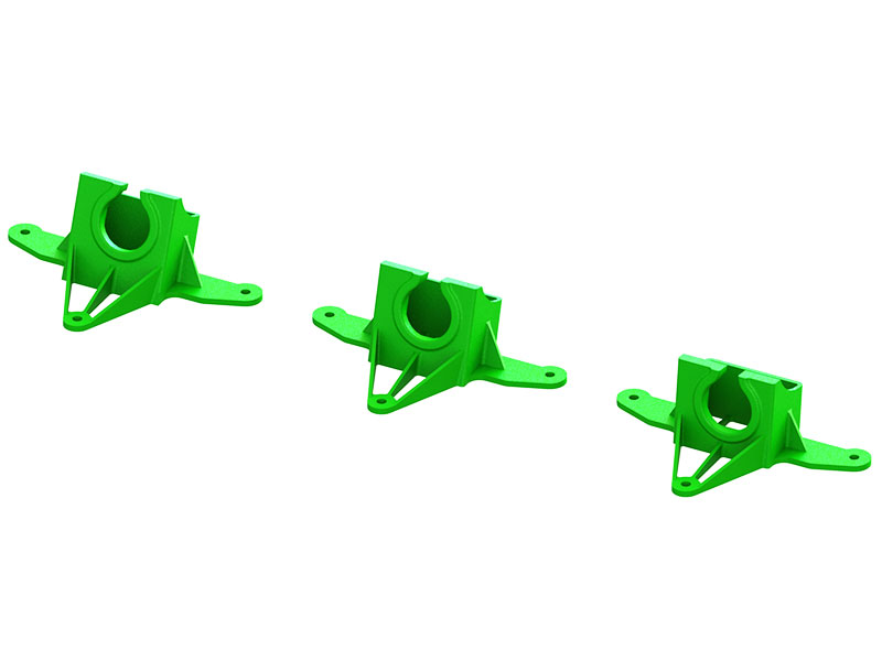 LX2213-2 - FX798SC AIO FPV Camera Mount TPU - 7-15-20 deg Set - Green