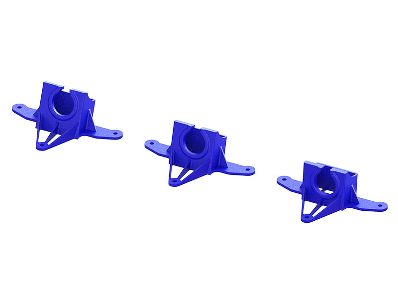 LX2213-7 - FX798SC AIO FPV Camera Mount TPU - 7-15-20 deg Set - Blue