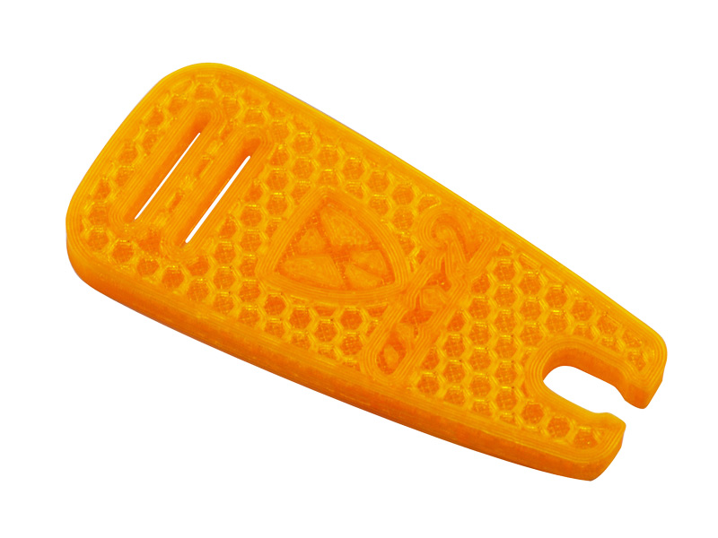 LX2507-1 OXY2 Ninja Flex Blade Holder - Orange