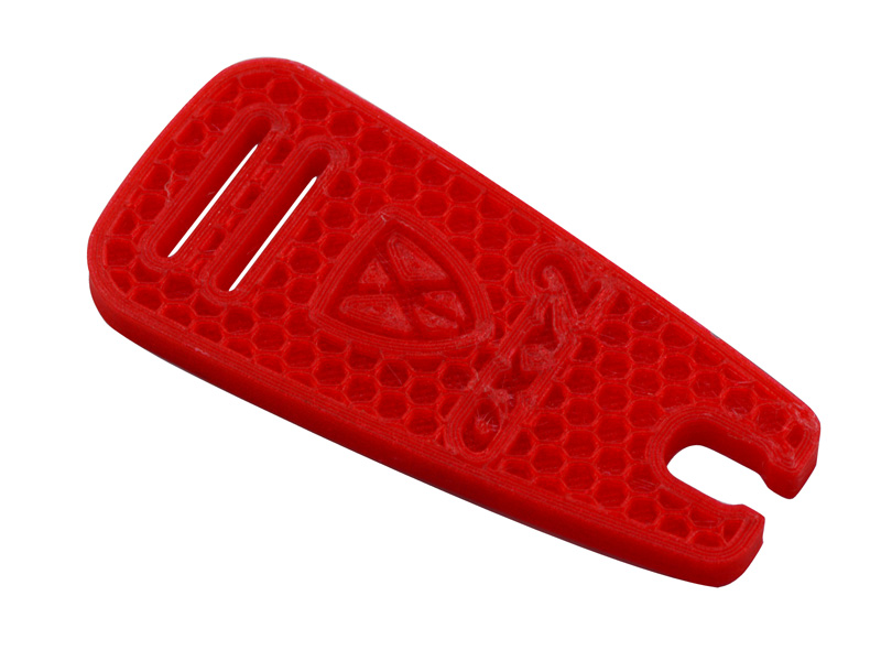LX2507-7-OXY2 Ninja Flex Blade Holder - Red